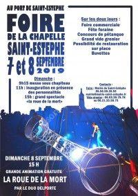 Foire de la Chapelle 2019