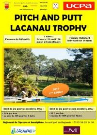 Pitch and Putt Lacanau Trophy