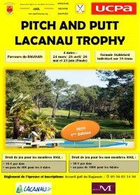 Pitch and Putt Lacanau Trophy