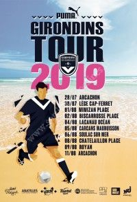 Girondins Tour Puma 2019