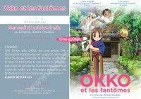 Ciné-goûter : Okko et les fantômes