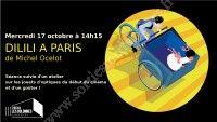 Ciné-gouter Dilili à Paris