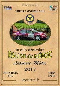 Rallye du Médoc 2017