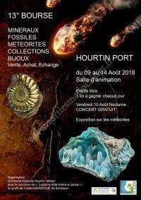Bourse Exposition Minéraux - Fossiles - Artisanat