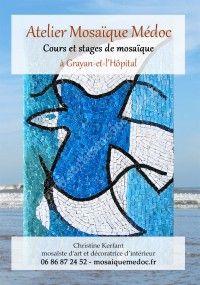 Stage de Mosaïque - Adultes et Ados