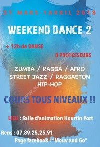 Week-end Dance 2018