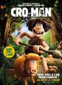 Ciné-goûter : Cro Man