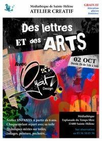 Des Lettres et Des Arts