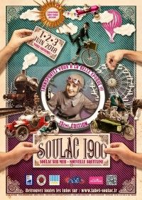 15ème édition de Soulac 1900