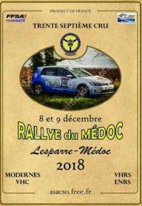 37ème Rallye du Médoc à St-Christoly