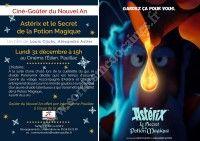Ciné goûter : Astérix et le secret de la potion magique