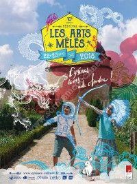 Festival Les Arts Mêlés 2018