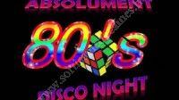 Soirée disco-années 80