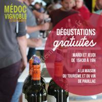©Office de tourisme Médoc-Vignoble