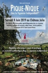 Pique Nique au Château Julia