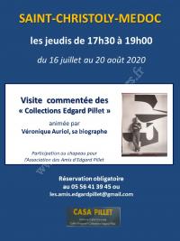 Visite commentée des Collections Edgard Pillet