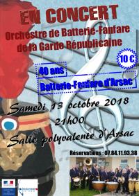 40 ans Batterie-Fanfare d'Arsac