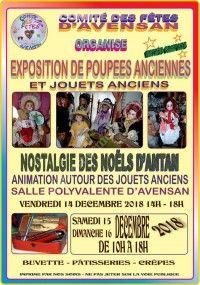 EXPOSITION DE POUPEES