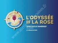Visite de chais immersive L'Odyssée de la Rose