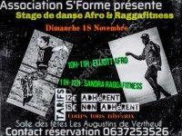 Stage de Danse Afro & Raggafitness