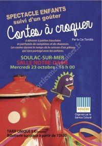 """""""Contes à croquer"""" par la Cie Tortilla"""