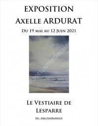 Exposition : Axelle Ardurat