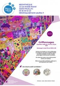 Exposition Griffonnages