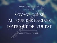 Voyage dansé autour des racines d'Afrique de l'Ouest