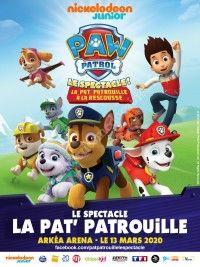 Pat'Patrouille - A la Rescousse / Arkéa Arena