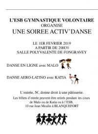 Soirée Activ'Danse
