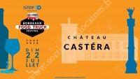 Bordeaux Food Truck Festival au Château Castera