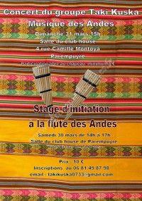 Musique des Andes