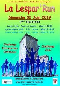 La Lespar'Run 2019