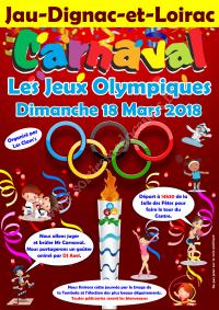 Carnaval Les Jeux Olympiques