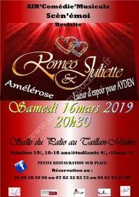 Air 'comedie 'musicale ROMEO & JULIETTE