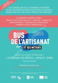 Tournée du Bus de l'Artisanat