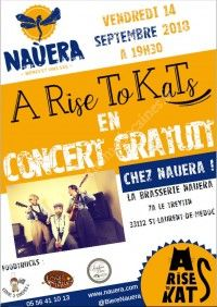 Concert : A Rise To KaTs