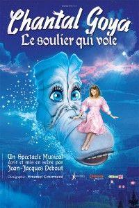 Chantal Goya - Le Soulier Qui Vole / Arkéa Arena