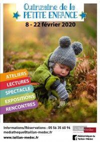 Quinzaine de la Petite Enfance 2020