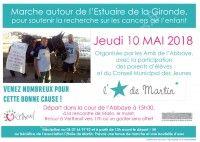 Marche pour soutenir la recherche sur les cancers de l'enfant