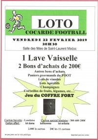 loto cocarde football