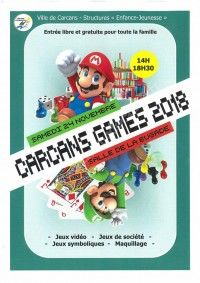 Carcans Games 2018