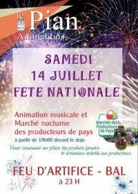 Fête Nationale 2018