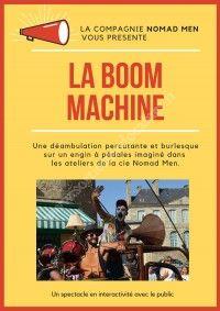 Nomad Men : La Boom Machine