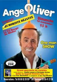 Ange Oliver - One Man Show