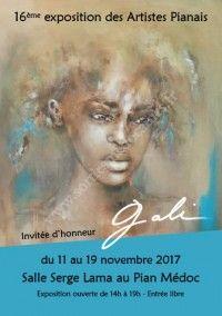 Exposition des Artistes Pianais 2017
