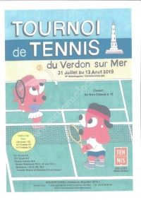 Tournoi de Tennis