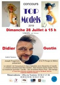 Top Models Médoc 2019
