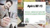 Apéro BD#3 : Rencontre avec Bast