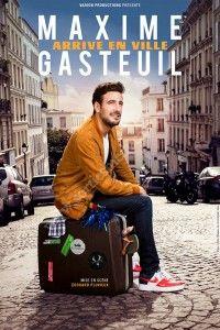 Maxime Gasteuil Arrive en ville / Arkéa Arene